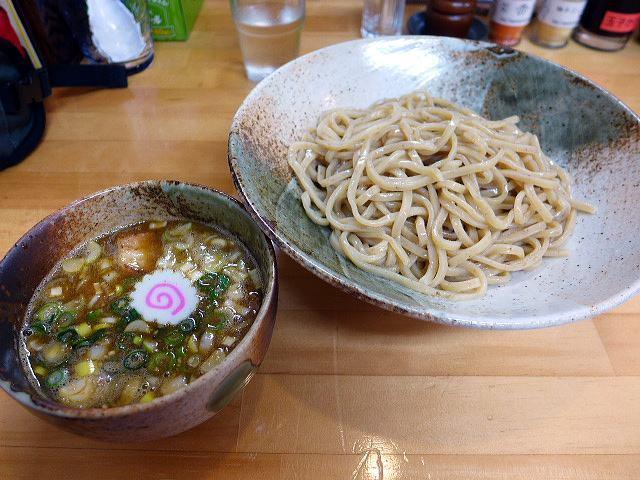 麺屋 楓華@01つけ麺 並盛 1