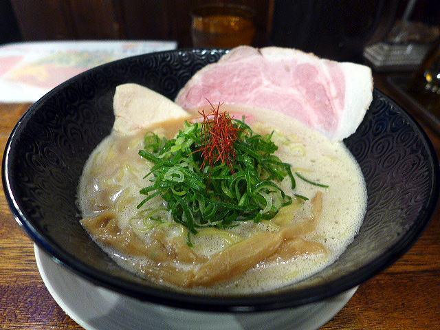 おれ流ラーメン 鶏さき麺いち@01クリーミー鶏soba 醤油 1