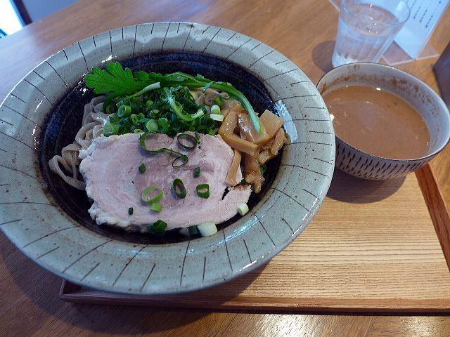 麺屋 護城@01護城つけ麺並(200g 1