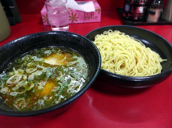 大吾郎商店@03醤油つけ麺 1