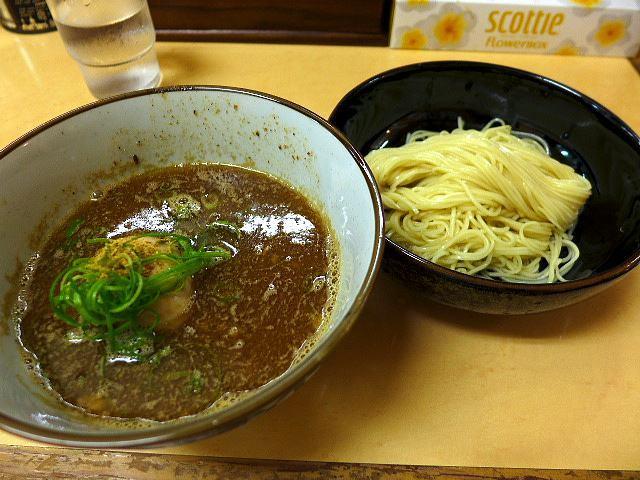 三谷製麺所@04魚つけめん 1