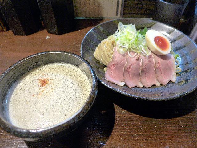 かしや@40つけ麺(並) その8 1