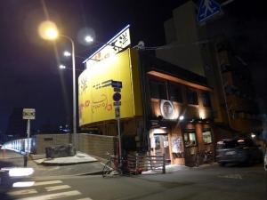 にんにくラーメン天洋 大正橋店001