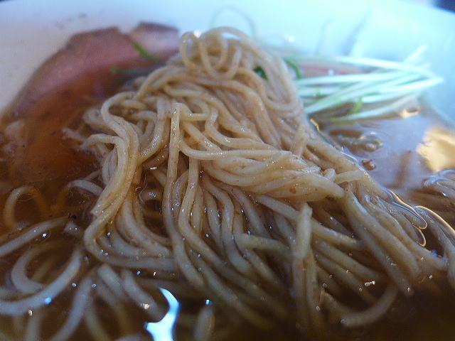 麺屋 一慶@02醤油ラーメン 3
