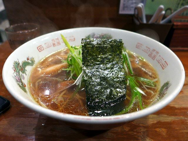 弘雅流製麺@04醤油らーめん その2 1