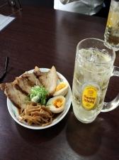 麺や 清流@08パンダそば 4