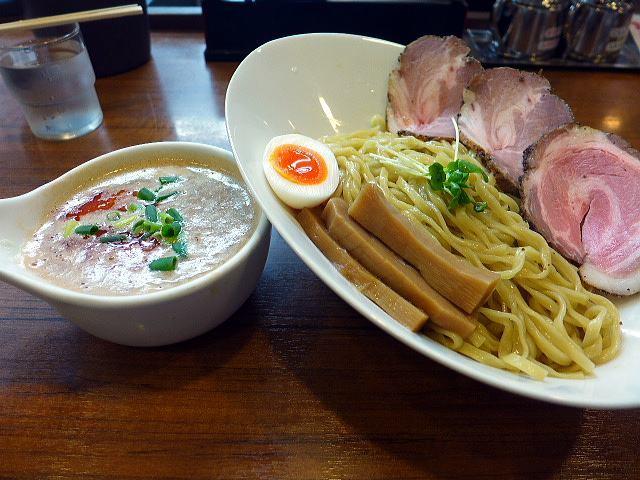 あいつのラーメン かたぐるま@04えびとんつけ麺 1