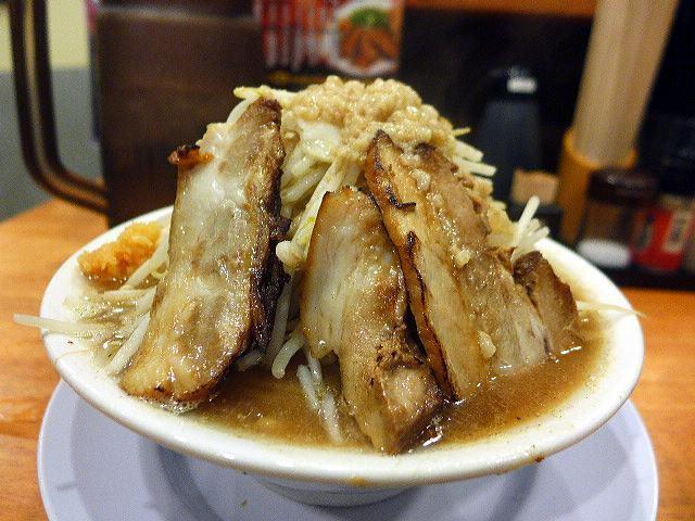 黒木製麺 雄@04男の修行中太麺 その2 1
