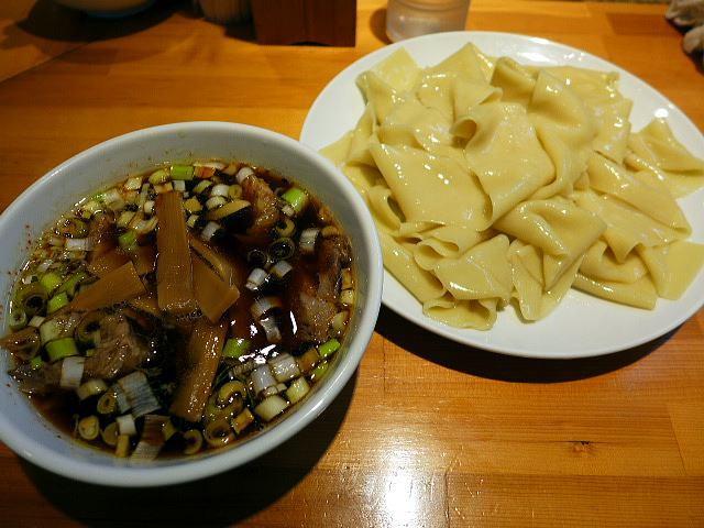 らぁめん りきどう@01つけ麺(凄平麺) 1
