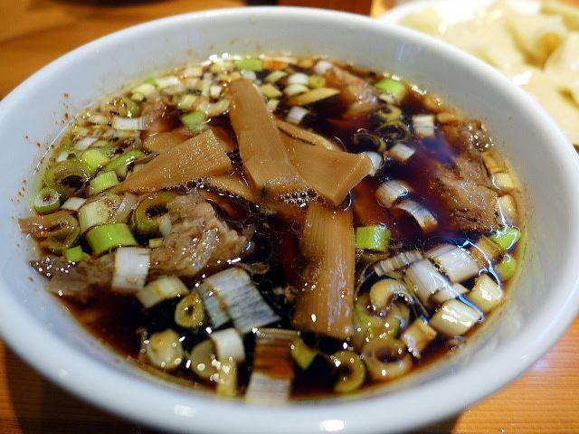 らぁめん りきどう@01つけ麺(凄平麺) 3