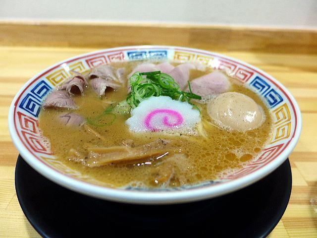 麺や 清流@07鶏白湯しょうゆ その3 1