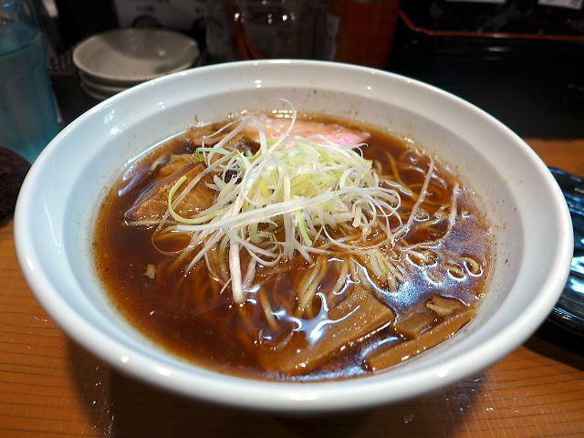 麺屋 一刃@03鶏清湯ラーメン 醤油 1