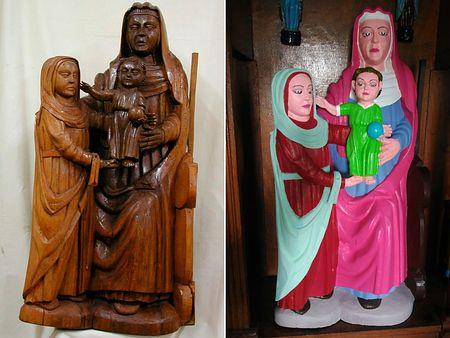 【大炎上】15世紀のマリア像を修復してみた結果の画像3-1