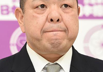 日本相撲協会の八角理事長