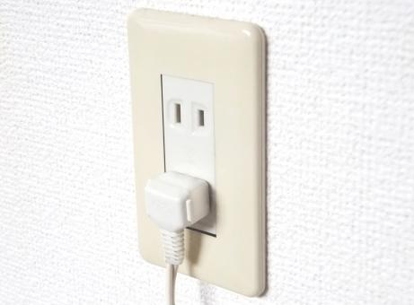 電力不足,電気,コンセント,節電