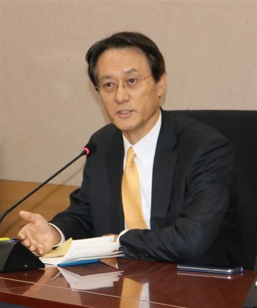 韓国の李洙勲駐日大使