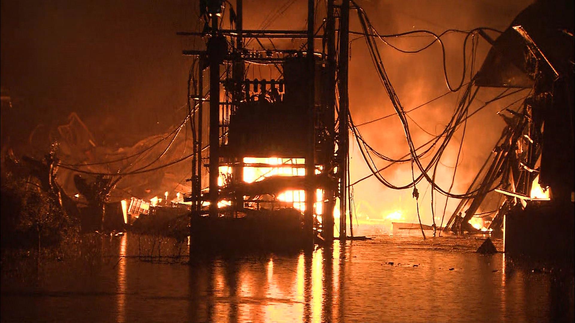 岡山県の「朝日アルミ産業」で大爆発!の画像4-2