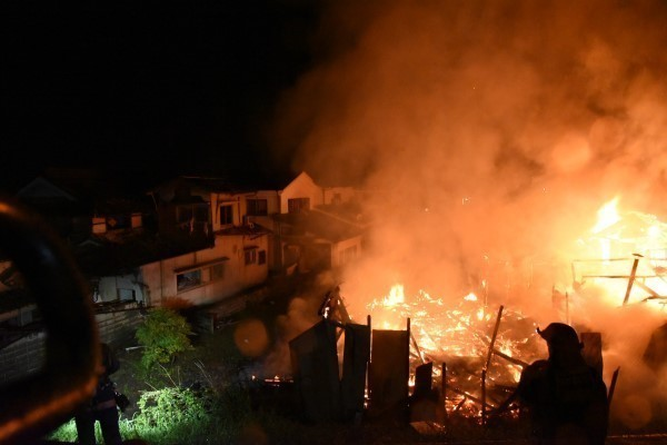 岡山県の「朝日アルミ産業」で大爆発!の画像4-1