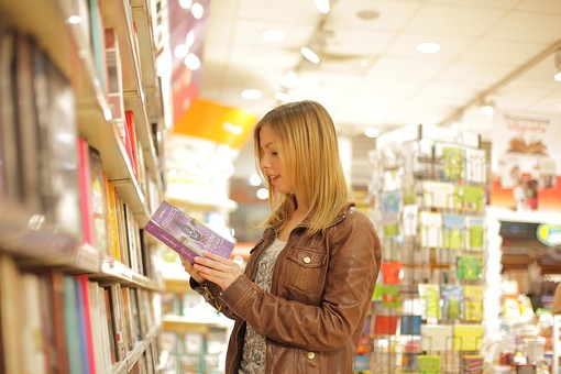 立ち読み,本屋,コンビニ,書籍