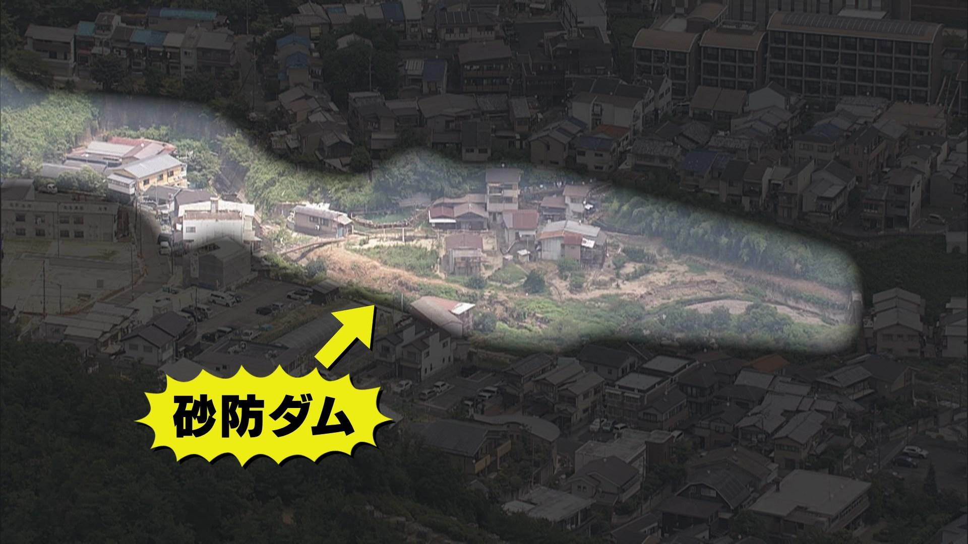 【京都市北区の集落】国有地を不法占拠!危険な砂防ダムの住人たち!の画像3-2