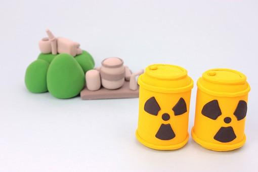 放射性物質,福島第一原子力発電所