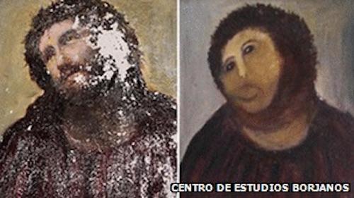 【大炎上】15世紀のマリア像を修復してみた結果の画像3-3
