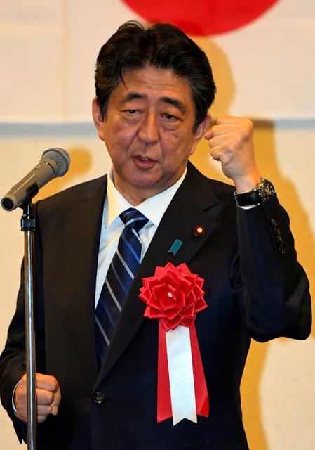 安倍首相「金委員長と直接向き合い、私の手で拉致問題を解決する」の画像