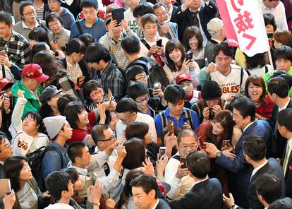 【朝日新聞】なぜ若者は安倍政権を支持しているのか?の画像