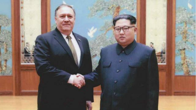 【米国】朝鮮半島からの米軍撤退を北朝鮮と議論の用意!?の画像2-2