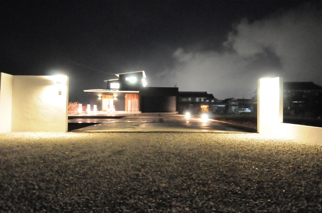 滋賀県 米原市 一級建築士事務所 和風モダン 注文住宅