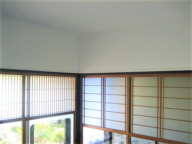 滋賀県米原市の伝統工法の古民家をリフォーム,リノベーション工事