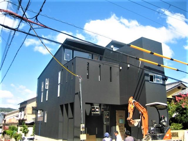滋賀県 大津市 おしゃれ かっこいい 注文住宅