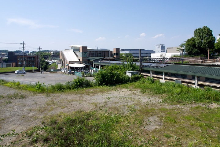 201806_黒川駅南口駅前