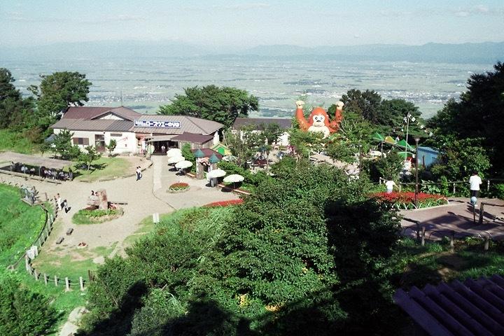 199108_弥彦山から南側の眺め