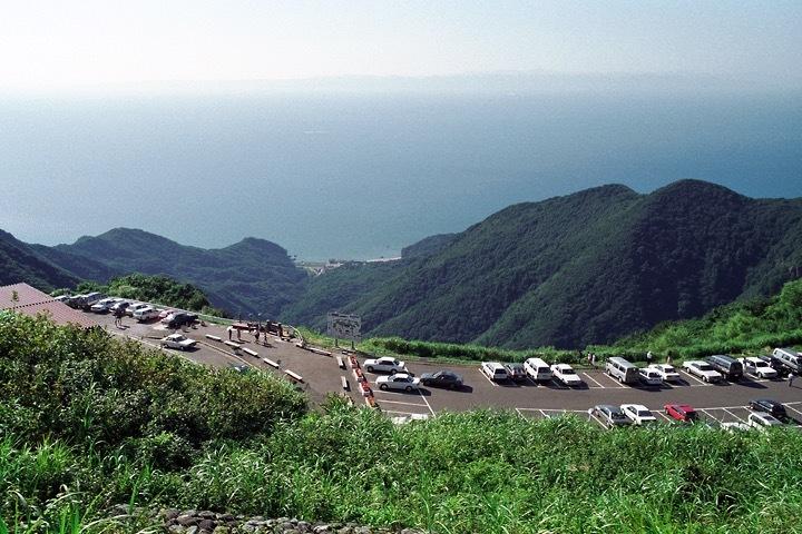 199108_弥彦山から北側の眺め