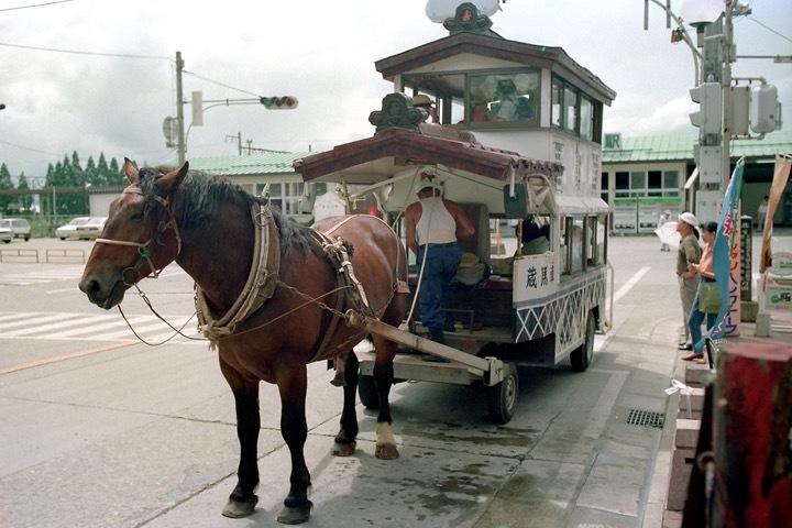 199108_喜多方蔵馬車