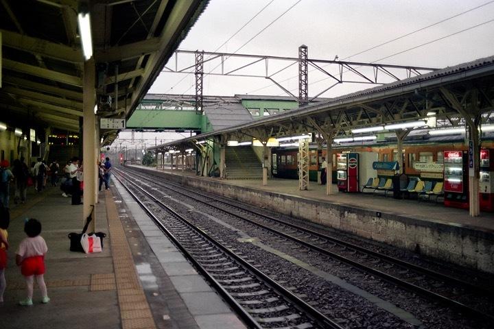 199108_黒磯駅