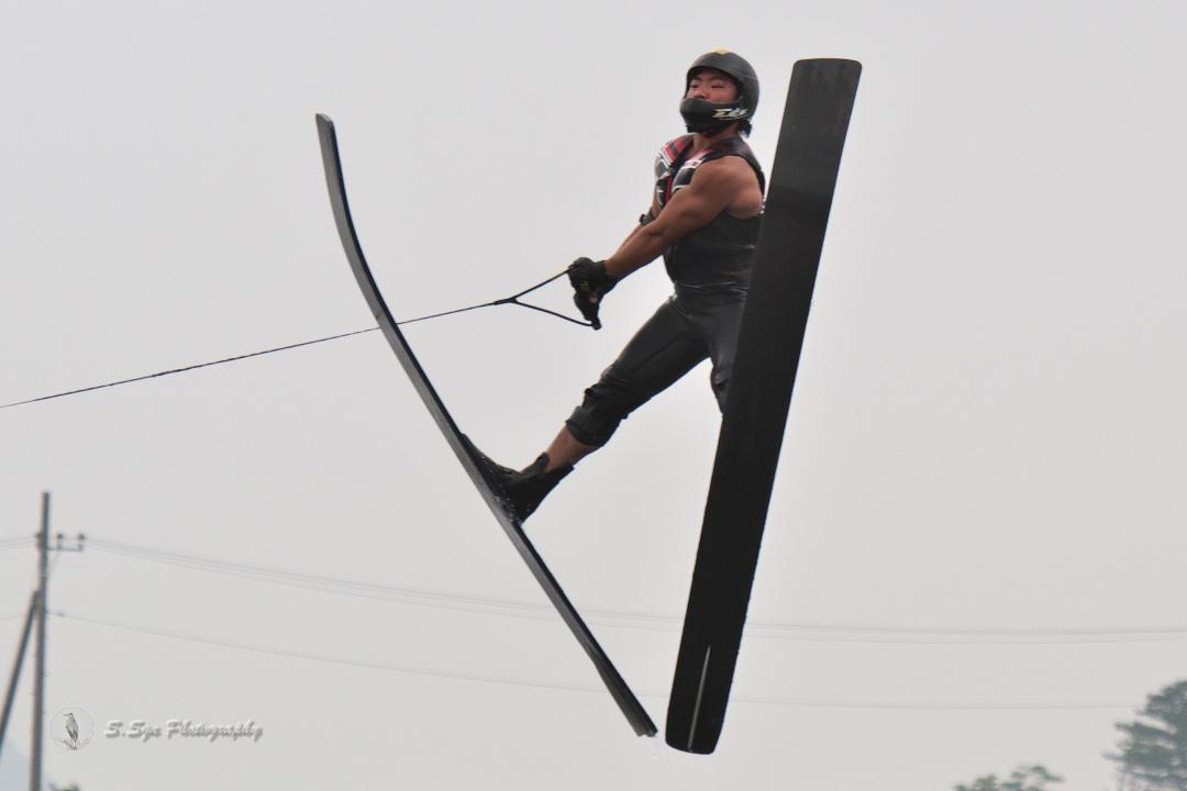 加藤功竜選手(學3) 2018CS2 M's Jump