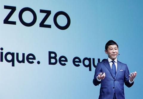 【ゾゾダウン】ZOZO前沢氏 株価下落招いた剛力のインスタ炎上騒動も計算ずく?