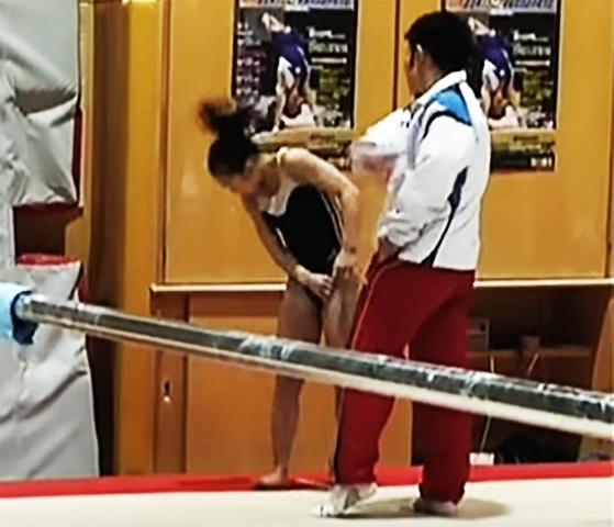 【ビンタ動画】速見コーチが宮川を暴行する瞬間をフジテレビが放送 坂上忍「引っぱたくレベルじゃない」