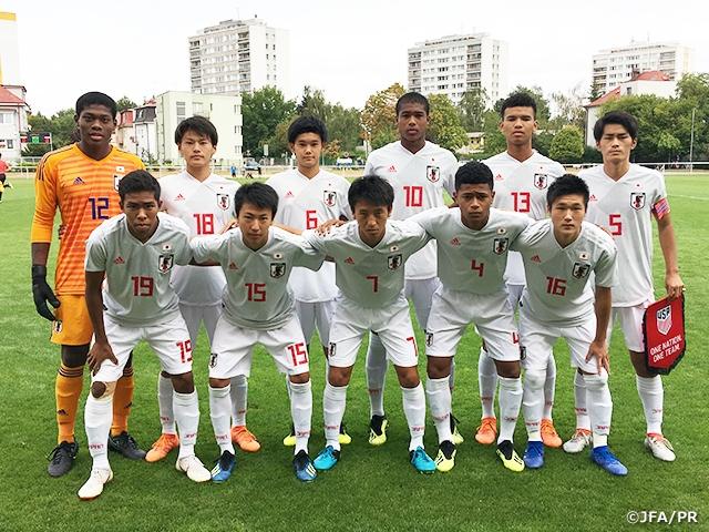 【これでサッカー先進国の仲間入り?】U-17日本代表、スタメンの半数がアフリカ系★5