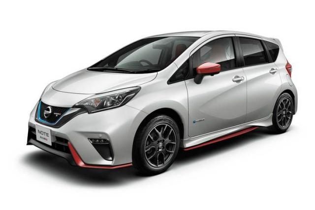 【自動車】日産が「ノートe-POWER NISMO S」を発売