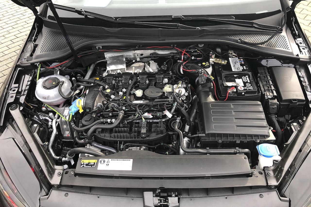 VW Golf Mule 013