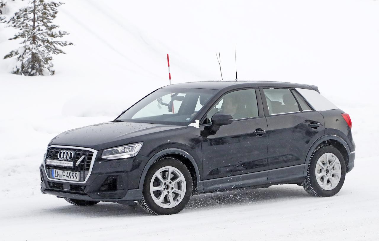 Audi SQ2 7