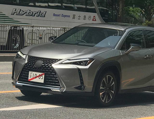 LexusUX02のコピー