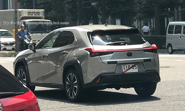 LexusUX01のコピー