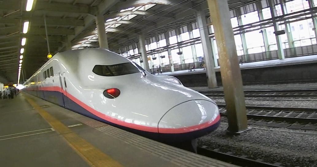 上越新幹線4