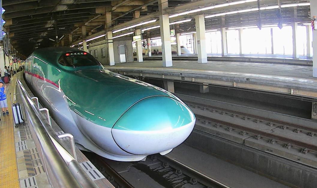 東北新幹線2