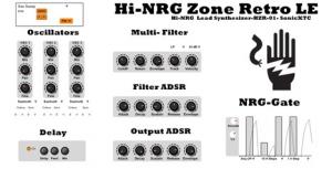 Hi-NRG Zone Retro LE