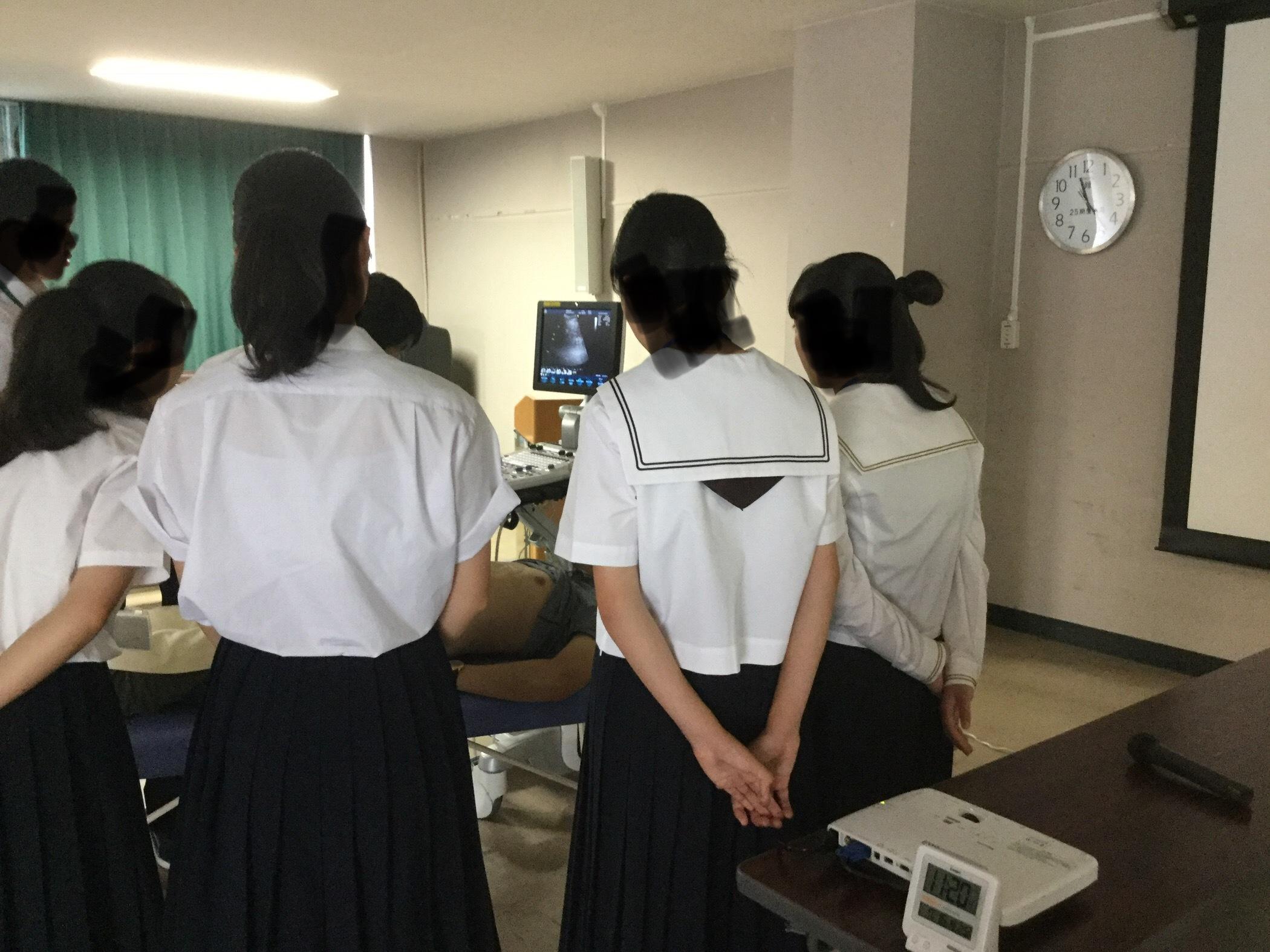 2018高校生のための医療体験セミナー1
